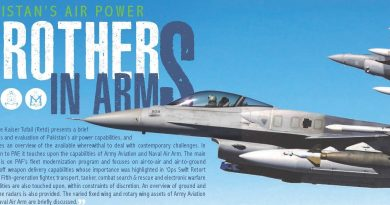 Pakistan's Air Power Brother in Arms