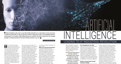 Artificial Intelligence Leading to 4th Industrial Revolution